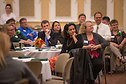 The Classified Senate hosts the 48th Annual Classified Staff Service Awards in Baker Center Ballroom on Friday, October 14, 2016.