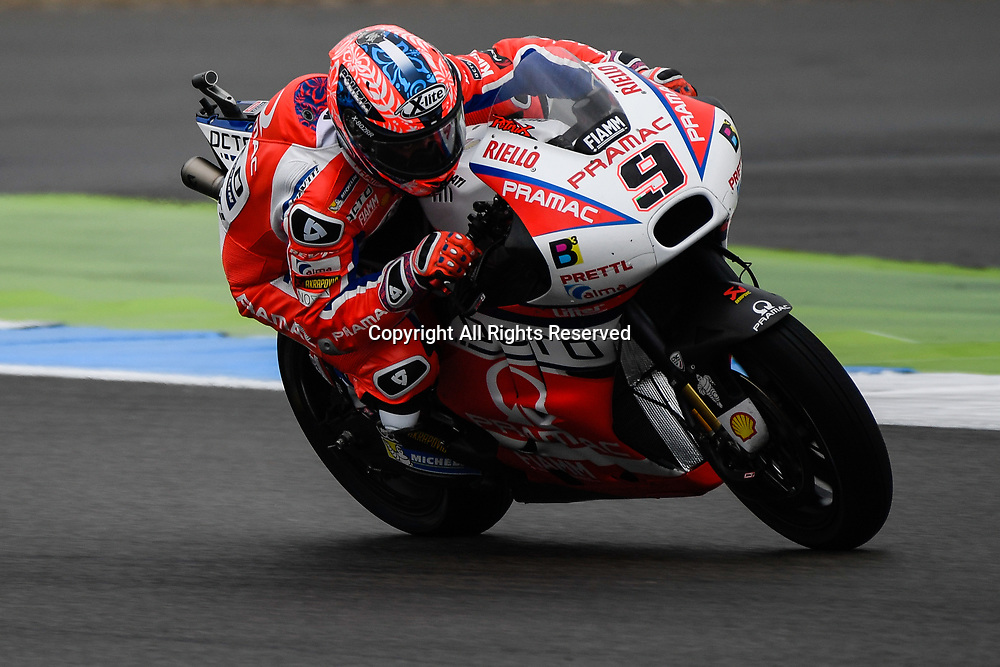 June 24th 2017, TT Circuit, Assen, Netherlands; MotoGP Grand Prix TT Assen, Qualifying Day; Danilo Petrucci (Pramac) finishes in 3rd place on pole