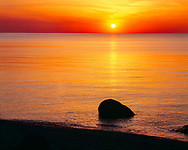 Sunset, Long Island Sound, Southold, NY