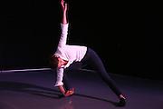 Mannheim. 10.02.17 | BILD- ID 087 |<br /> Dance Professional Mannheim zeigt eine Jahres-Show, in der sich junge Tanztalente präsentieren, die sich momentan auf eine Tanzausbildung vorbereiten.<br /> - Clara Niehl, Lea Preiss<br /> Bild: Markus Prosswitz 10FEB17 / masterpress (Bild ist honorarpflichtig - No Model Release!)