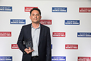 Marc Taxay of Arista Networks poses for a photo during the Bay Area Corporate Counsel Awards at The Westin San Francisco Airport in Millbrae, California, on March 18, 2019. (Stan Olszewski for Silicon Valley Business Journal)