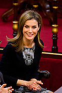 022814 Princess Letizia Attends the Rare Diseases World Day Event