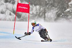 Super Combined and Super G, FORSTER Anna-Lena, LW12-1, GER at the WPAS_2019 Alpine Skiing World Championships, Kranjska Gora, Slovenia