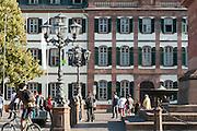 Luisenplatz, Darmstadt, Hessen, Deutschland