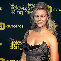 GOUDEN TELEVIZIER RING - RED CARPET