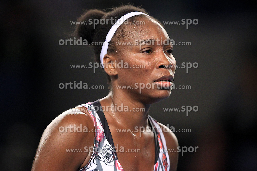 16.10.2012, CK Sports Center, Kockelscheuer, LUX, WTA, BGL BNP Paribas Luxemburg Open, im Bild Venus WILLIAMS (USA) Portrait // during the WTA BGL BNP Paribas Luxembourg Open at the CK Sports Center at Kockelscheuer, Luxembourg on 2012/10/16. EXPA Pictures © 2012, PhotoCredit: EXPA/ Eibner/ Ben Majerus..***** ATTENTION - OUT OF GER *****
