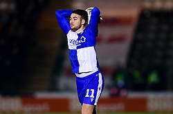 Luke Leahy of Bristol Rovers - Mandatory by-line: Ryan Hiscott/JMP - 17/12/2019 - FOOTBALL - Home Park - Plymouth, England - Plymouth Argyle v Bristol Rovers - Emirates FA Cup second round replay