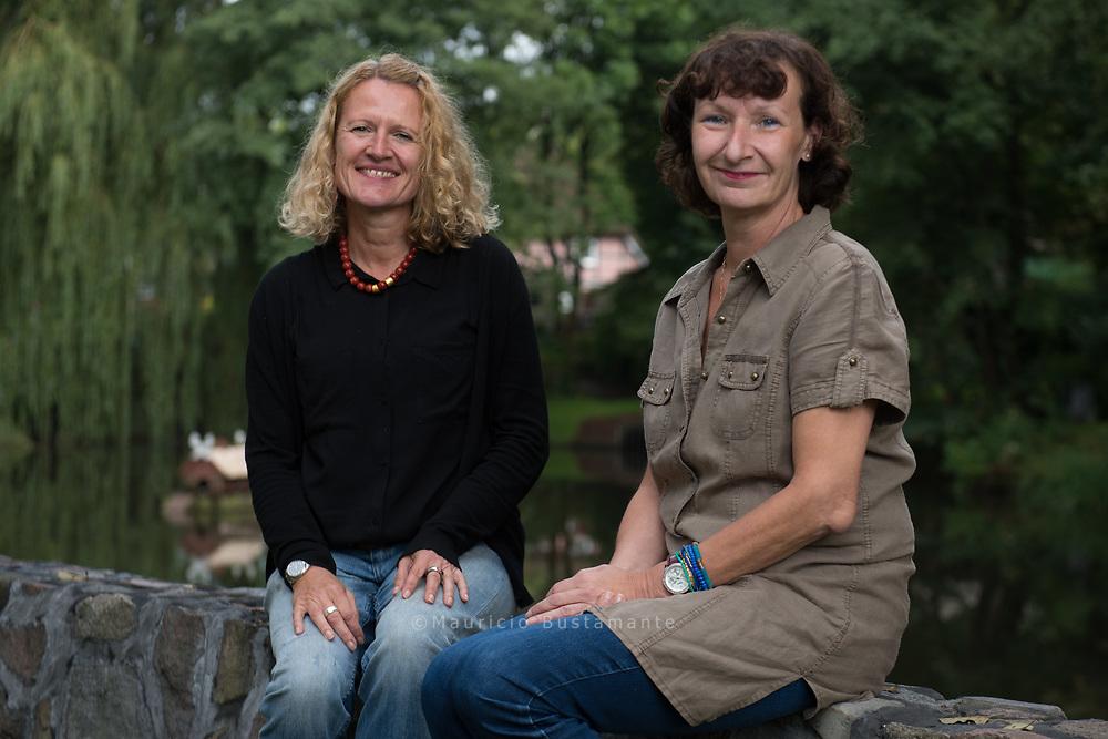 Gabriele und Ulrike Thienel