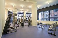 Gym at 15 William St