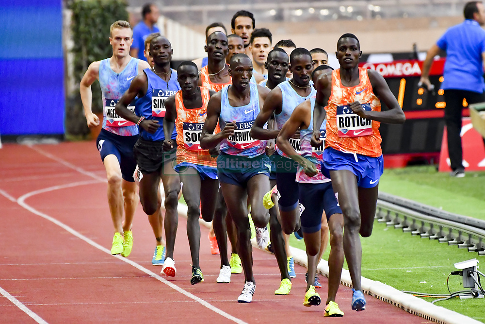 July 21, 2017 - France - Timothy Cheruiyot - Ronald Kwemoi - Rotich - 1500 metres hommes (Credit Image: © Panoramic via ZUMA Press)
