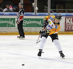 08.12.2010, UPC Arena, Graz, AUT, Benefizspiel, Moser Medical Graz 99ers, im Bild Thomas Wiedner (#7), EXPA Pictures © 2010, PhotoCredit: EXPA/ Erwin Scheriau