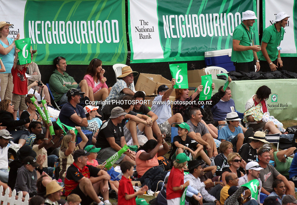 National Bank Neighbourhood.<br />