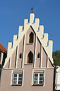 funny looking house in bavaria, germany