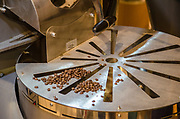 Roasting coffee beans to perfection