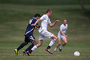 Middlesex County College Men's Soccer at Sussex County Community College in Newton, NJ on Saturday September 6, 2014. (photo / Mat Boyle)