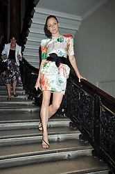 STELLA McCARTNEY at the Royal Academy of Arts Summer Party held at Burlington House, Piccadilly, London on 3rd June 2009.