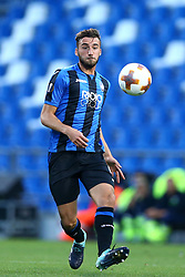 September 14, 2017 - Reggio Emilia, Italy - Bryan Cristante of Atalanta during the UEFA Europa League group E match between Atalanta and Everton FC at Stadio Citta del Tricolore on September 14, 2017 in Reggio nell'Emilia, Italy. (Credit Image: © Matteo Ciambelli/NurPhoto via ZUMA Press)