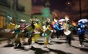 Jewish Afrikan Injun League in Krewe du Vieux parade