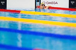 Darko Duric of Slovenia after competing in Swimming Men's 200m Freestyle - S4 Final during the Rio 2016 Summer Paralympics Games on September 13, 2016 in Olympic Aquatics Stadium, Rio de Janeiro, Brazil. Photo by Vid Ponikvar / Sportida
