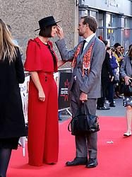 Edinburgh International Film Festival 2019<br /> <br /> Mrs Lowry And Son (World Premiere, closing night gala)<br /> <br /> Pictured: Pollyanna MacIntosh<br /> <br /> Aimee Todd | Edinburgh Elite media