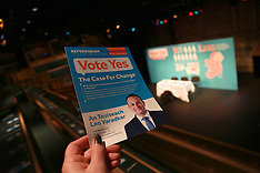 Taoiseach Calls for a Yes Vote