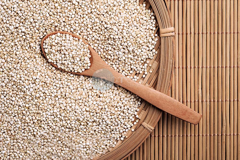 Quinoa. ©© Javier I. Sanchís / PILAR REVILLA