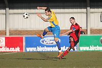 Eastbourne Borough FC (0) v Staines Town FC (1)