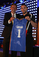 Adelaide 36ers 2014/15 Season Launch