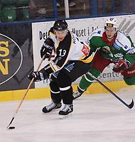 Teemu Kohvakka, Stavanger Oilers.<br /> <br /> Frisk Asker - Stavanger Oilers 4-1. Eliteserien, ishockey. UPC-ligaen 2004-05. 24. oktober 2004. (Foto: Peter Tubaas/Digitalsport)