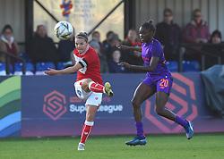 Loren Dykes of Bristol City - Mandatory by-line: Paul Knight/JMP - 17/11/2018 - FOOTBALL - Stoke Gifford Stadium - Bristol, England - Bristol City Women v Liverpool Women - FA Women's Super League 1