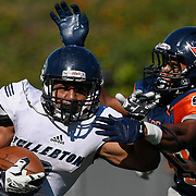 during Fullerton College vs Orange Coast College at , Costa Mesa, California, USA on November 05, 2016. Photo: Bill Baum