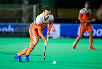 ROTTERDAM - Diede van Puffelen (Ned)   during  the Pro League hockeymatch men, Netherlands- Germany (0-1). )  WSP COPYRIGHT  KOEN SUYK