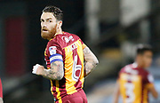 Romain Vincelot of Bradford City during the EFL Sky Bet League 1 match between Bradford City and Oldham Athletic at the Northern Commercials Stadium, Bradford, England on 17 October 2017. Photo by Paul Thompson.