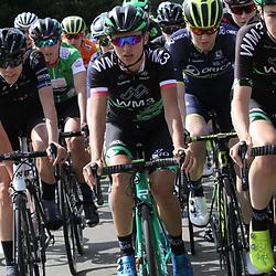 02-09-2017: Wielrennen: Boels Ladies Tour: Vaals: Kasia Niewiadoma