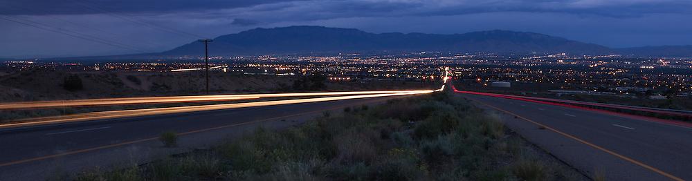 Nine Mile Hill, Albuquerque, New Mexcio, Route 66,