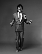 Little Richard, Hollywood CA, 1988