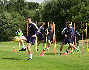 Dundee&rsquo;s Cammy Kerr during Dundee FC training at Michelin Grounds, Dundee, Photo: David Young<br /> <br />  - &copy; David Young - www.davidyoungphoto.co.uk - email: davidyoungphoto@gmail.com