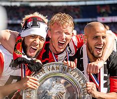 20170514 NED: Kampioenswedstrijd Feyenoord - Heracles Almelo, Rotterdam