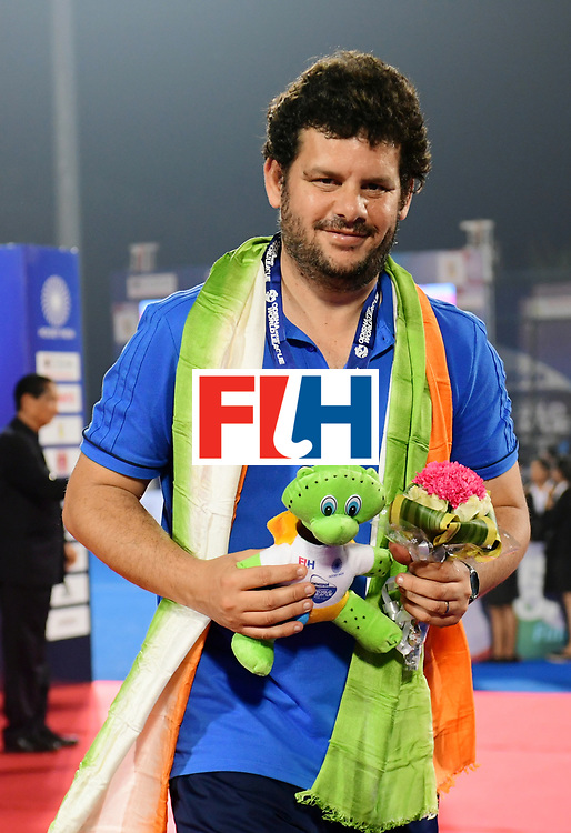 Odisha Men's Hockey World League Final Bhubaneswar 2017<br /> Match id:<br /> Ceremony<br /> Foto: <br /> COPYRIGHT WORLDSPORTPICS FRANK UIJLENBROEK