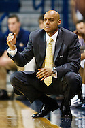 5 December 2009:  Toledo Head Coach Gene Cross during the NCAA basketball game between UMBC Retrievers and the Toledo Rockets at Savage Arena in Toledo, OH.