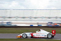#8 Toby SOWERY (GBR)  Lanan Racing  Tatuus-Cosworth  BRDC British F3 Championship at Rockingham, Corby, Northamptonshire, United Kingdom. April 30 2016. World Copyright Peter Taylor/PSP.