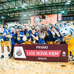 20190524: SLO, Basketball - Liga Nova KBM 2018/19, Final, KK Sixt Primorska vs KK Petrol Olimpija