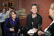 MARY QUANT AND LADY CONRAN, V and A celebrates 150th anniversary. V and A. London. 26 June 2007.  -DO NOT ARCHIVE-© Copyright Photograph by Dafydd Jones. 248 Clapham Rd. London SW9 0PZ. Tel 0207 820 0771. www.dafjones.com.