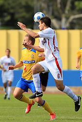 Sinisa Andelkovic at 33rd Round of PrvaLiga Telekom Slovenije 2008/2009 league match between NK Luka Koper and NK Labod Drava Ptuj, on May 9, 2009, in SRC Bonifika, Koper, Slovenia. Drava won 2:1. (Photo by Vid Ponikvar / Sportida)