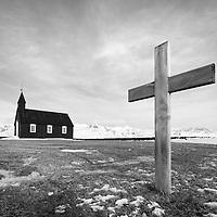 Beautiful church in Iceland!     <br />            <br /> &copy; Sean Stuchen