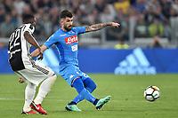 Elseid Hysaj Napoli <br /> Torino 22-04-2018 Allianz Stadium Football Calcio Serie A 2017/2018 Juventus - Napoli Foto Andrea Staccioli / Insidefoto