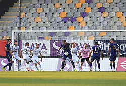 during friendly football match between NK Maribor and NS Mura, on August 12, 2020 in Ljudski vrt Maribor, Slovenia. Photo by: Milos Vujinovic /Sportida
