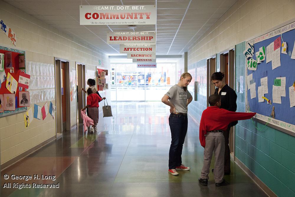 Leading Educators - Day 2; Langston Hughes Academy