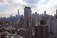View from 201 West 70th Street