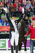 Kristina Sprehe - Desperados FRH<br /> Alltech FEI World Equestrian Games™ 2014 - Normandy, France.<br /> © DigiShots